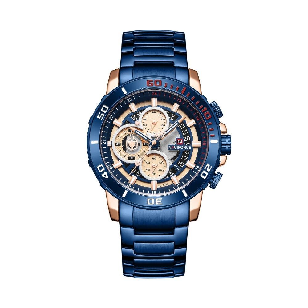 นาฬิกาข้อมือผู้ชาย NAVIFORCE NF9174E