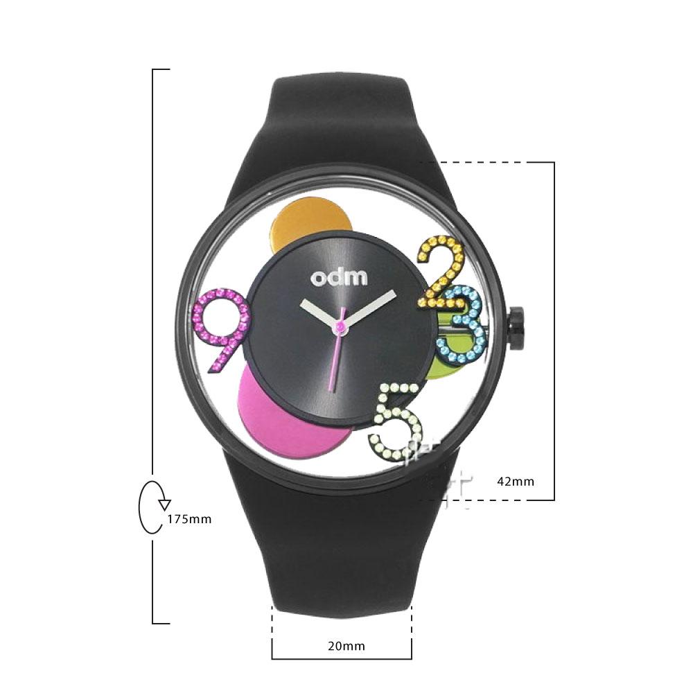นาฬิกาข้อมือ ODM DD155-04