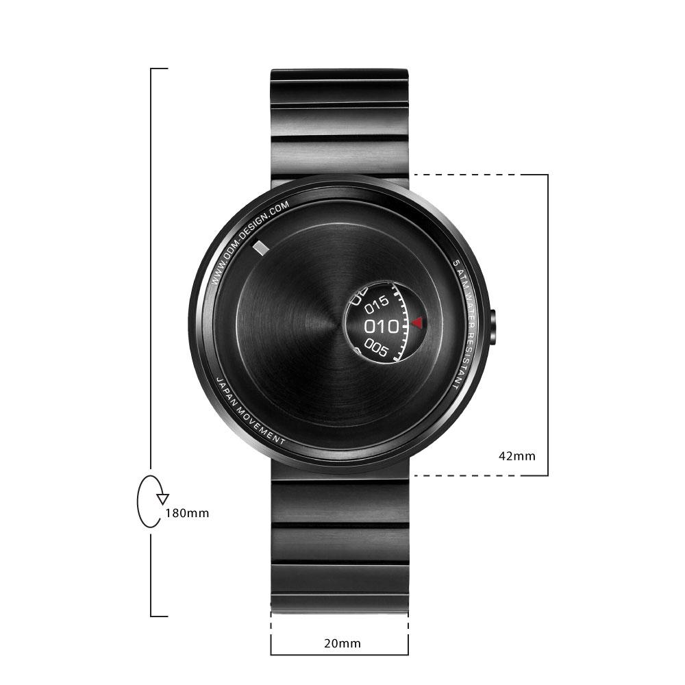 นาฬิกาข้อมือ ODM DD163-06