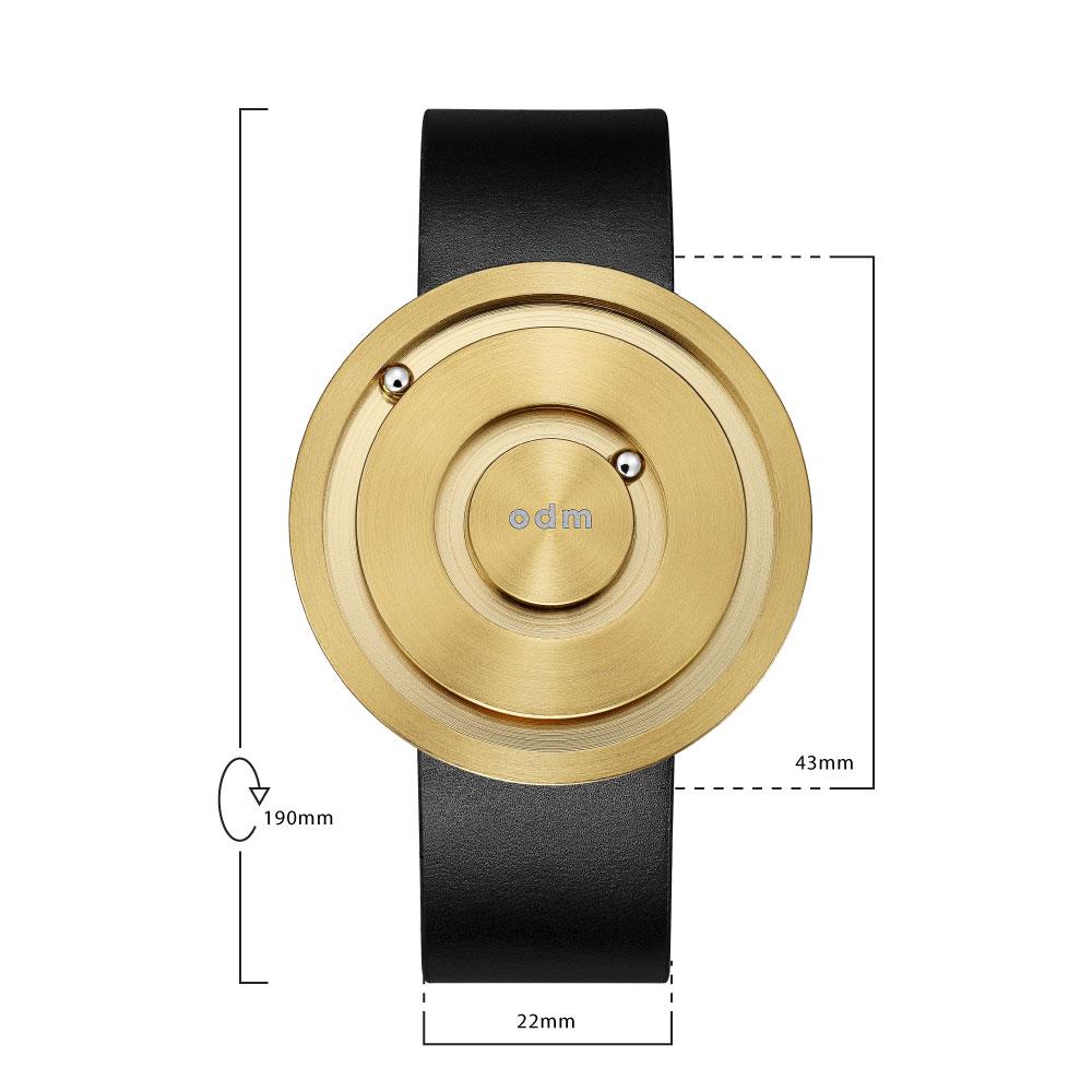 นาฬิกาข้อมือ ODM DD167-03