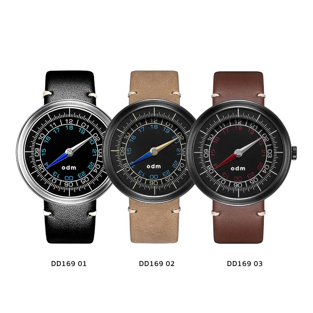 นาฬิกาข้อมือ ODM DD169-02