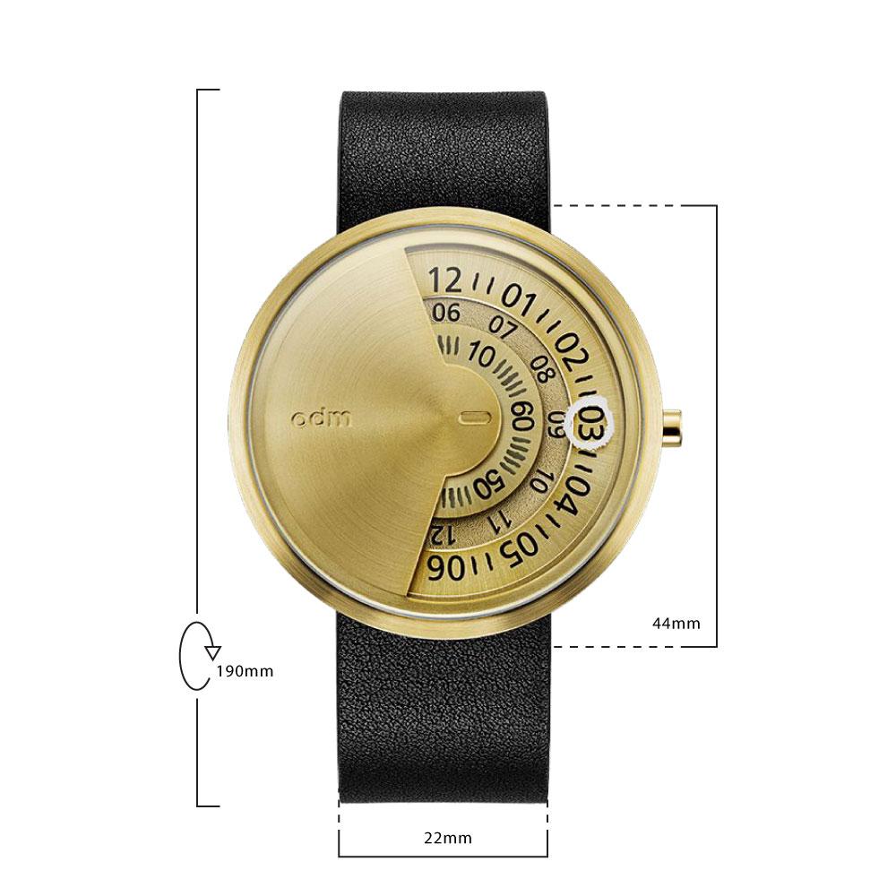 นาฬิกาข้อมือ ODM DD171-05