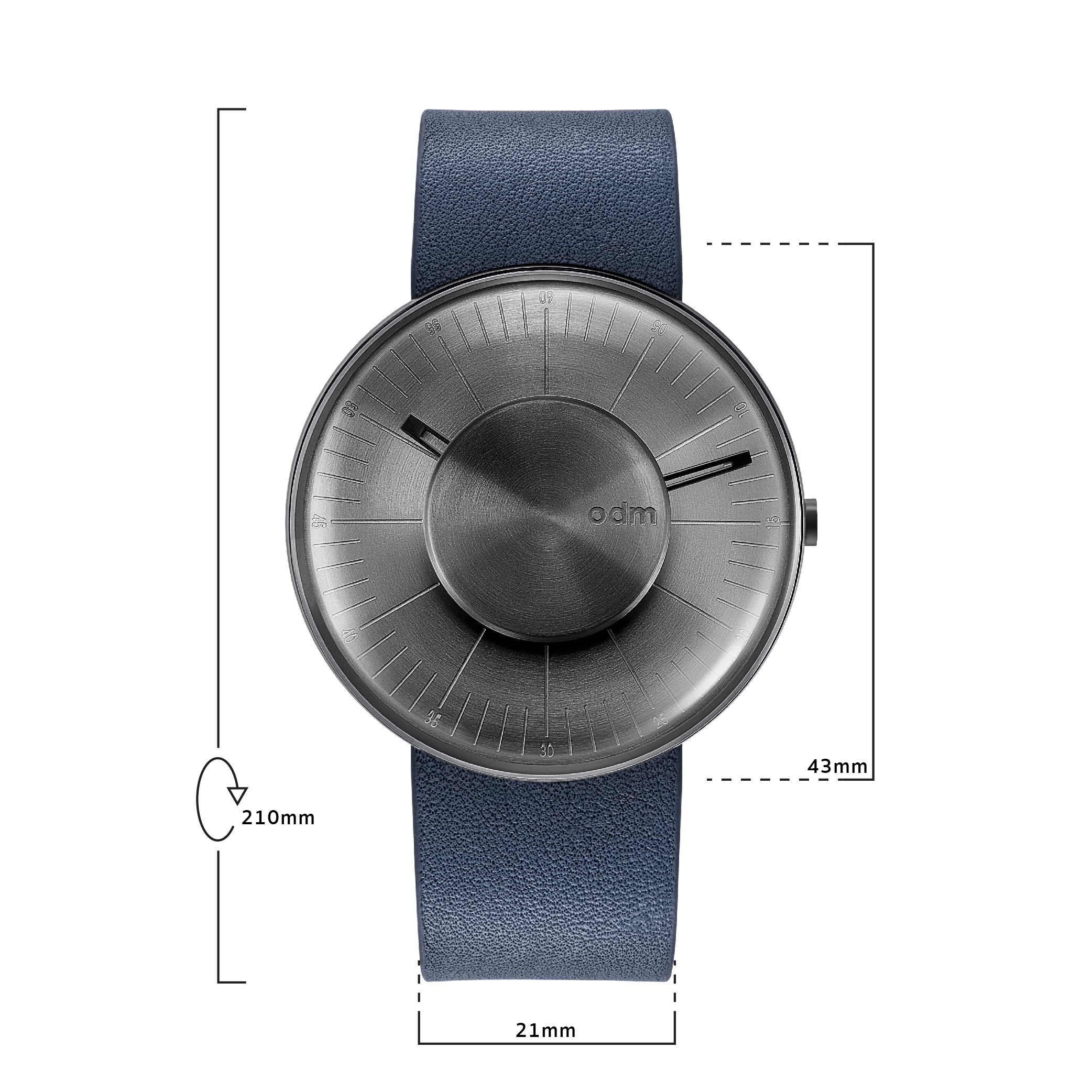 นาฬิกาข้อมือ ODM DD172-04